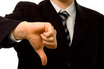 Отказ в продажах. Как перестать бояться отказа клиента.